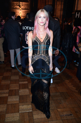 Mary Charteris,   Julien Macdonald London Fashion Week Spring/Summer