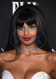 Jameela Jamil,  herečka