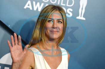 Jennifer Aniston,  herečka,  gesto