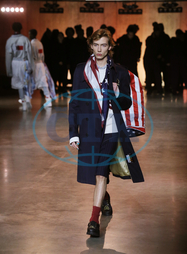 Tommy Hilfiger London Fashion Week,  model,  přehlídka