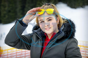 Ariane,  princezna,  Dutch Royal Photosession in Lech