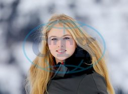 Amalia,  princezna,  Dutch Royal Photosession in Lech