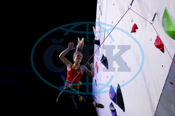 2020 IFSC Climbing European Championships in Moscow