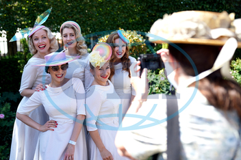 Tootsie Rollers,  klobouk,  Royal Ascot 2021 - Day Two