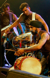 skupina The Dhol Foundation