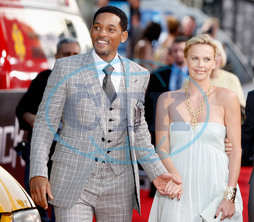 Will Smith,  Charlize THERONOVÁ Theron,  herec,  herečka