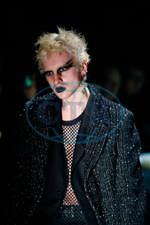 Comme des Garcons men's Fall-Winter 2019-20,   model,   přehlídka
