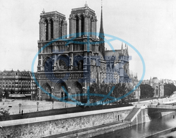 Notre Dame Cathedral,  Art World