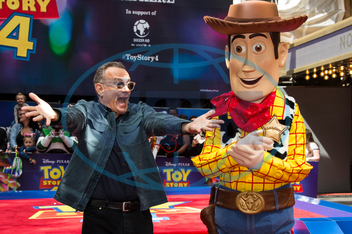 TOM HANKS,  herec,  WOODY,  gesto,  grimasa