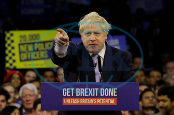 APTOPIX Britain Brexit Election