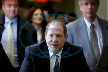 HARVEY WEINSTEIN,  producent,  soud